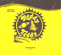 Reddy Teddy Loud and Clear