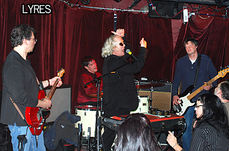 Lyres without Rick