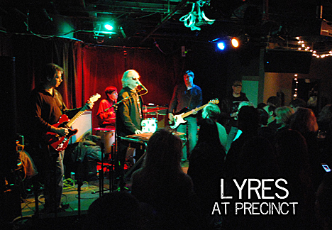 Lyres at Precinct