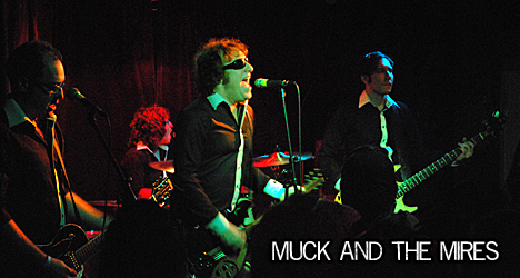 Muck and the joyful Mires