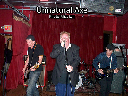 Unnatural Axe at Radio in Somerville MA