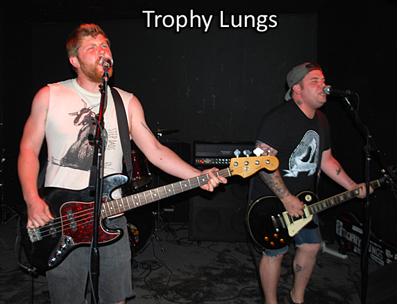 trophy lungs