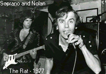 Gary and Nolan at the Rat