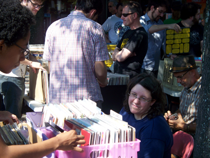 Yard Sale_ Aint about music with out Weird o Records.jpg - 170.91 K